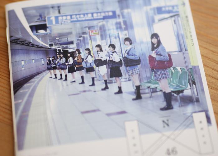 乃木坂46 透明な色 大撮影会