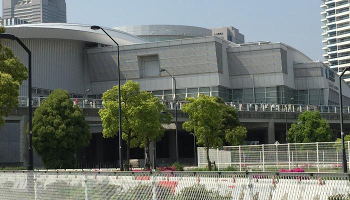 乃木坂46全国握手会パシフィコ横浜の様子