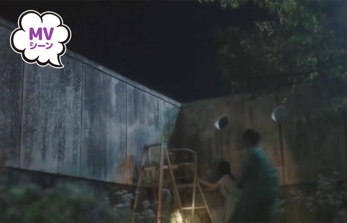 黒沢中学校プール
