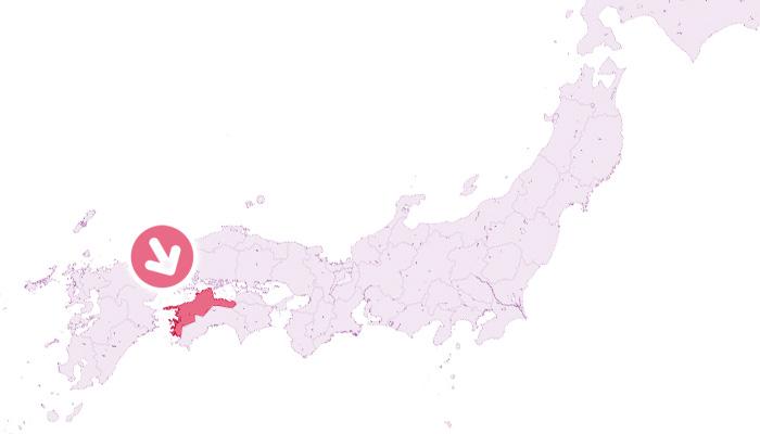 はやめぐさん 愛媛県