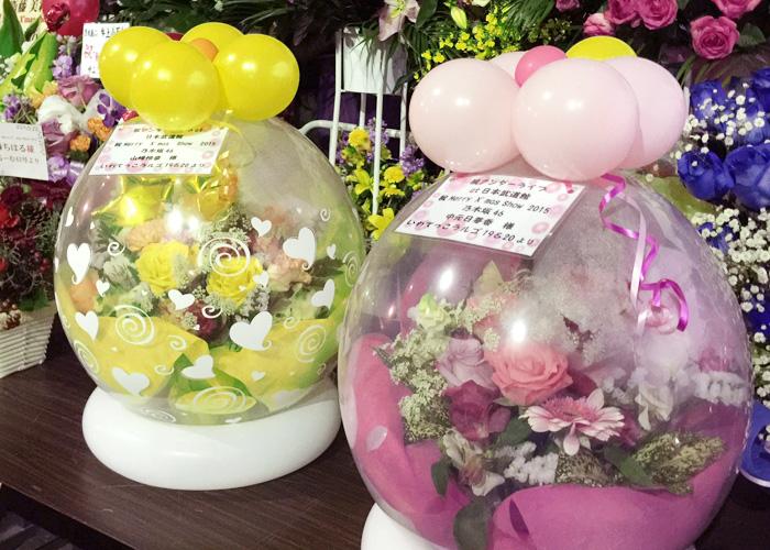 乃木坂46 祝い花