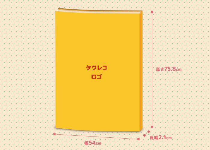 タワーレコード ポスターファイル サイズ