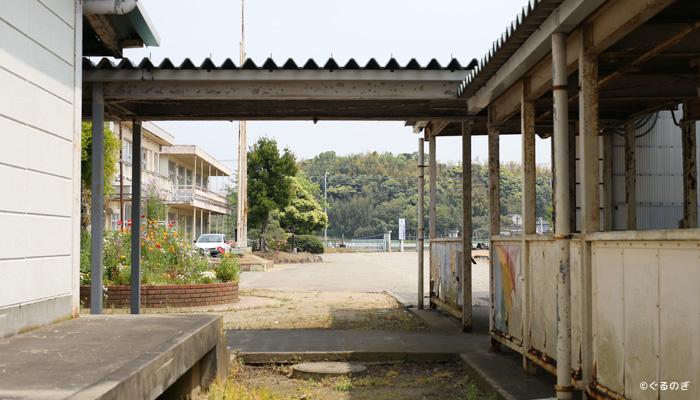 旧八代小学校 校舎2